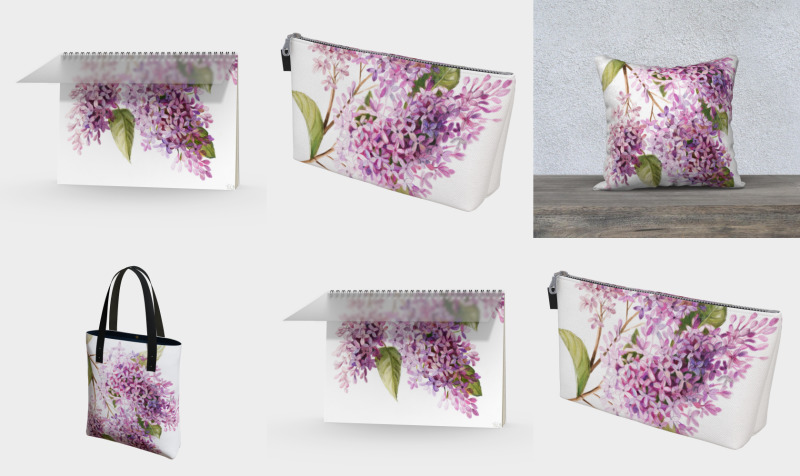 Lilacs preview