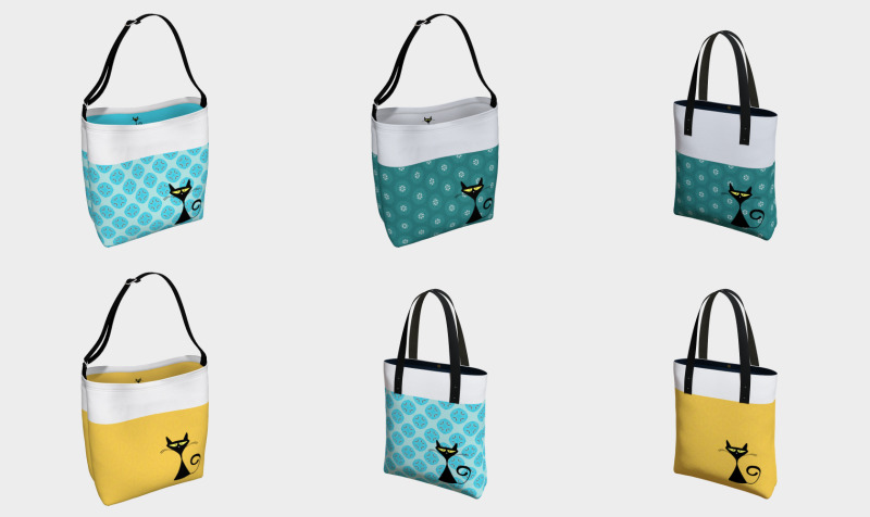 Black Cat Bags | Travel Patterns preview