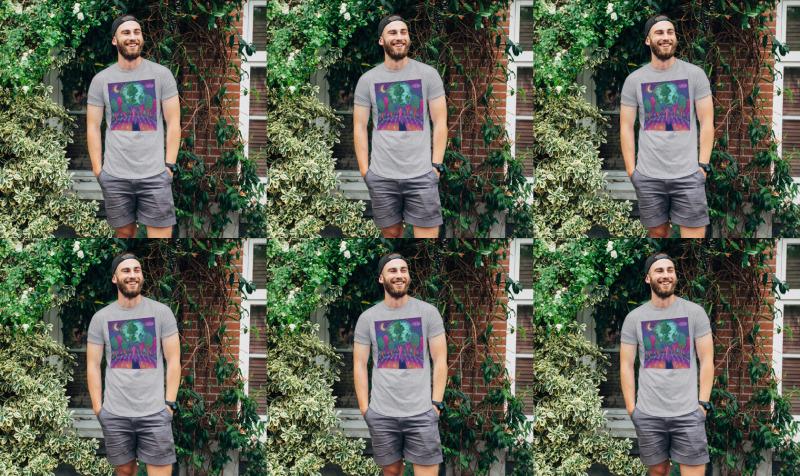 Aperçu de T-shirts unisexes