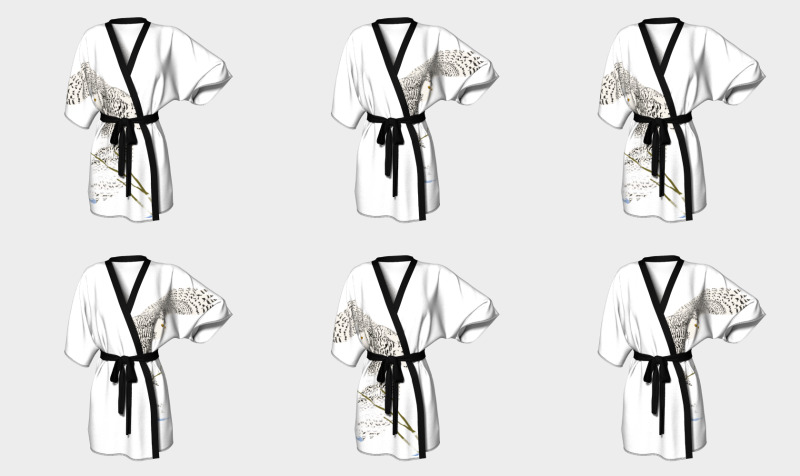 Kimonos preview