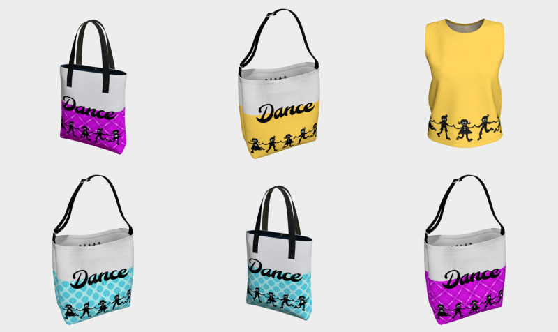 Dance Collection | Travel Patterns preview
