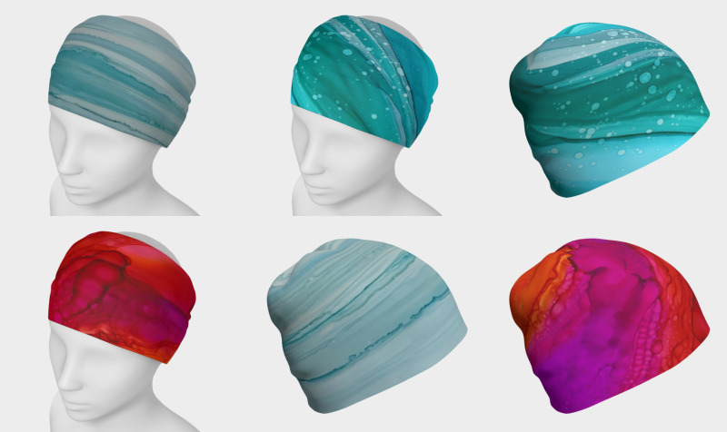 Beanies and Headbands preview
