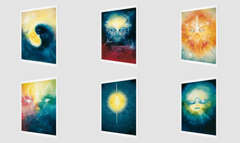 Aperçu de Wall Art - The 22 Arcana of the Threshold