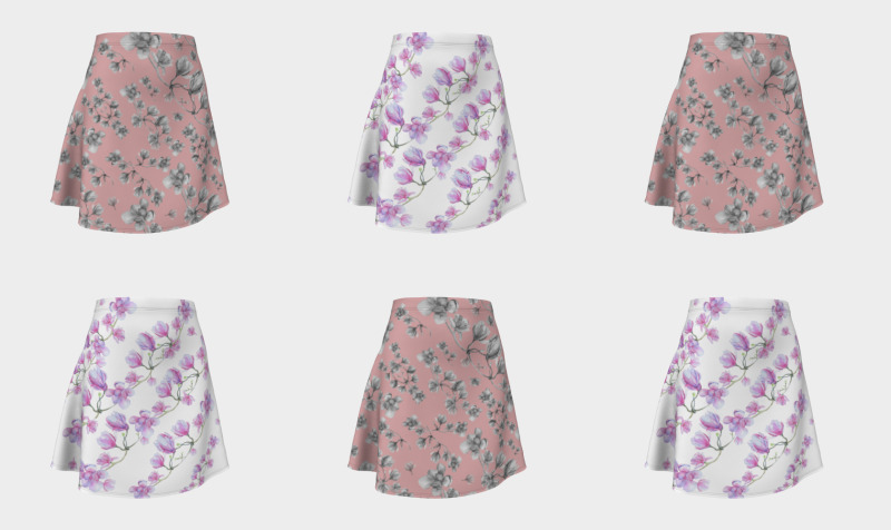 Flare Skirt preview