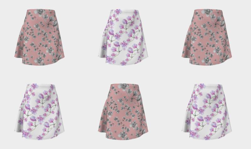Aperçu de Flare Skirt