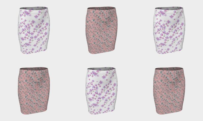 Aperçu de Fitted Skirt