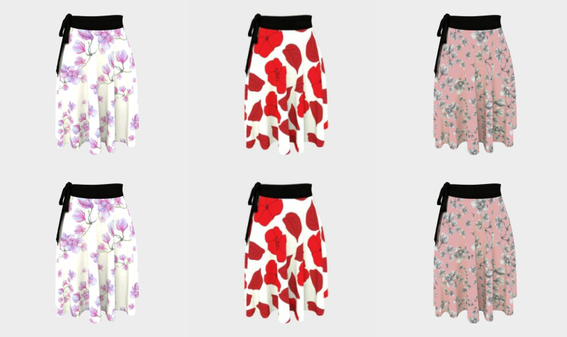 Aperçu de Wrap Skirt