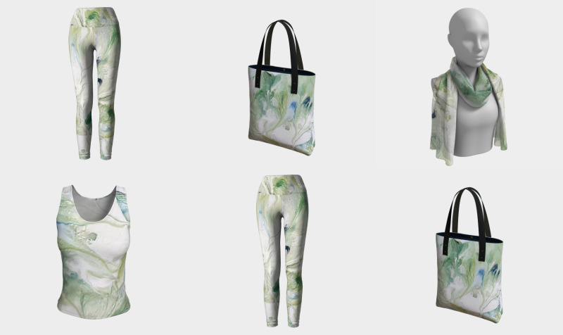 Pastel Greens preview