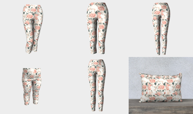 Aperçu de Floral patterns