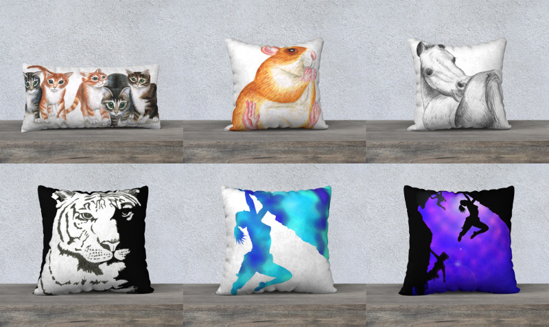 throw pillow cases preview