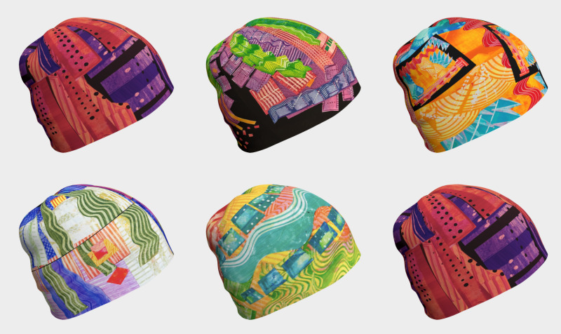 Beanie hats for all ages preview