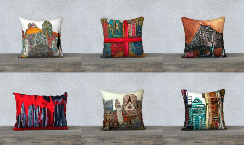 Coussin Pillows All - Tout preview