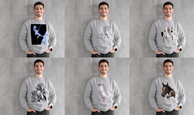 Aperçu de sweaters