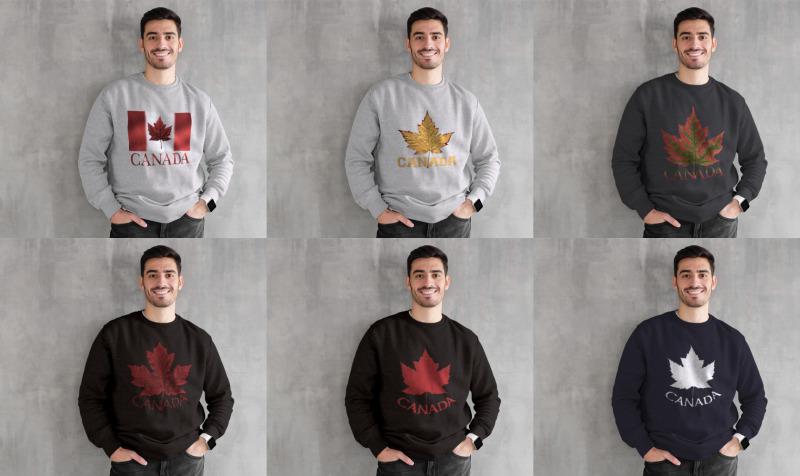 Canada Sweatshirts  preview