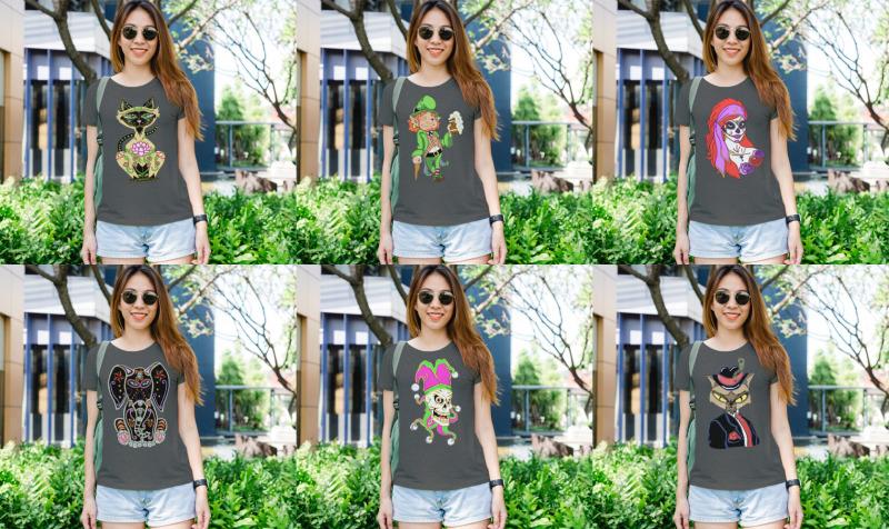 Original Design Women's T-Shirts preview