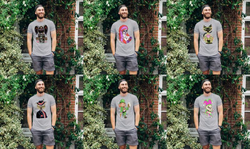 Original Design Unisex T-Shirts preview