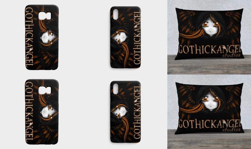 Gothickangel Studios Brand preview
