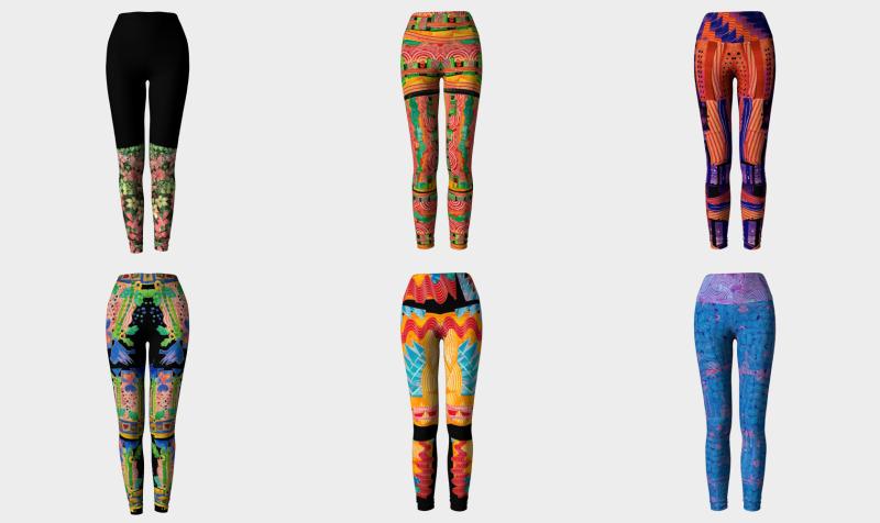 More leggings, high waist or hip huggers preview