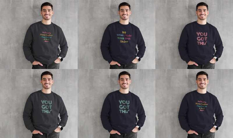 Crewneck Sweatshirts preview