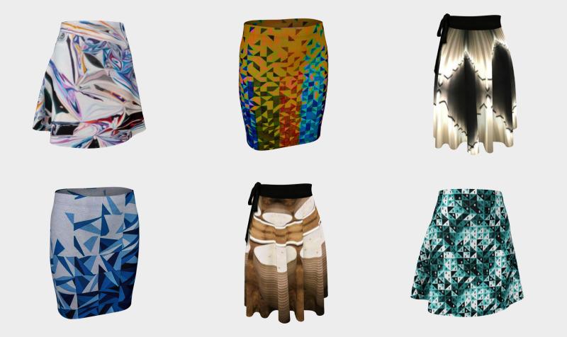 Aperçu de Fashion skirts