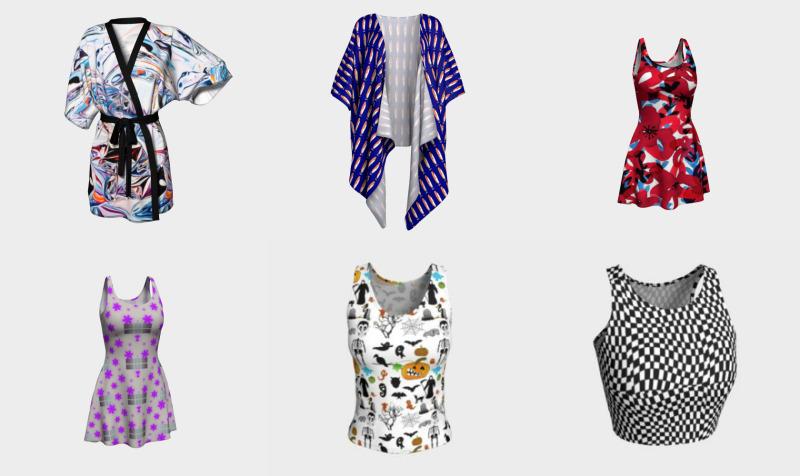 Aperçu de Tops  & dresses