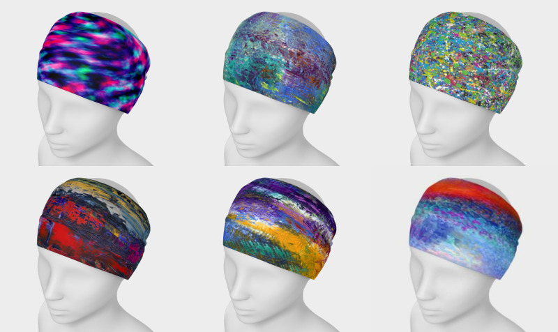 Spiritual headbands preview