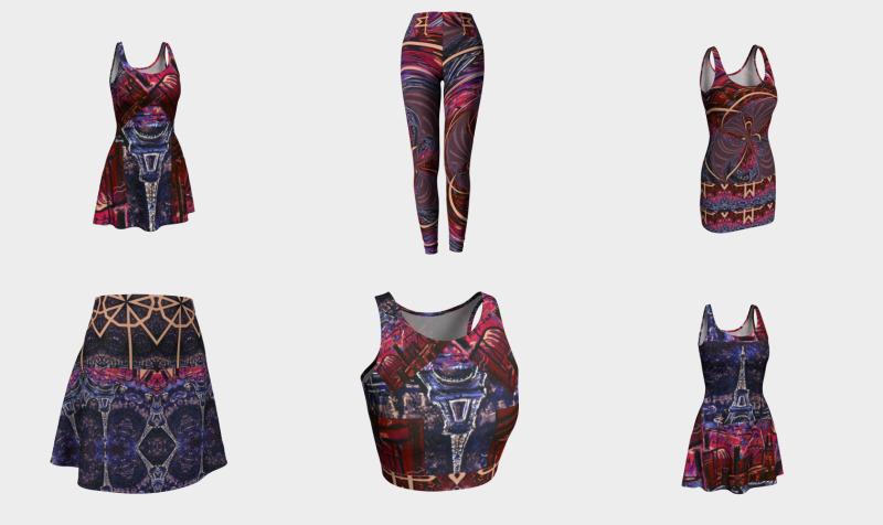 Neo-Belle Epoch / Devin Fashion-Match Art preview