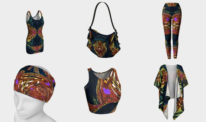 Age of Ravalow / Devin Fashion-Match Art preview