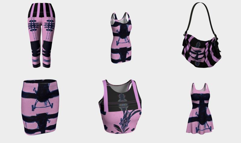 Fashion Sky Patrol / Devin Fashion-Match Art preview