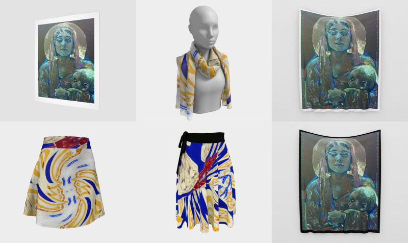 Spiritual Communion / Devin Fashion-Match Art preview