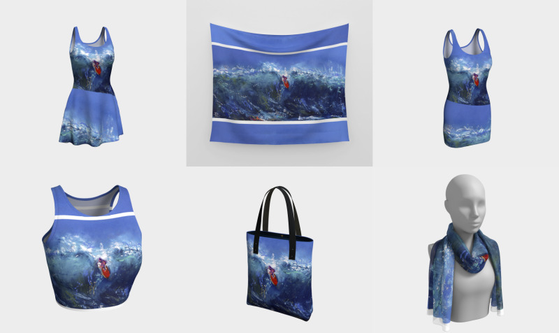 Big Sur 360 / Devin Fashion-Match Art preview