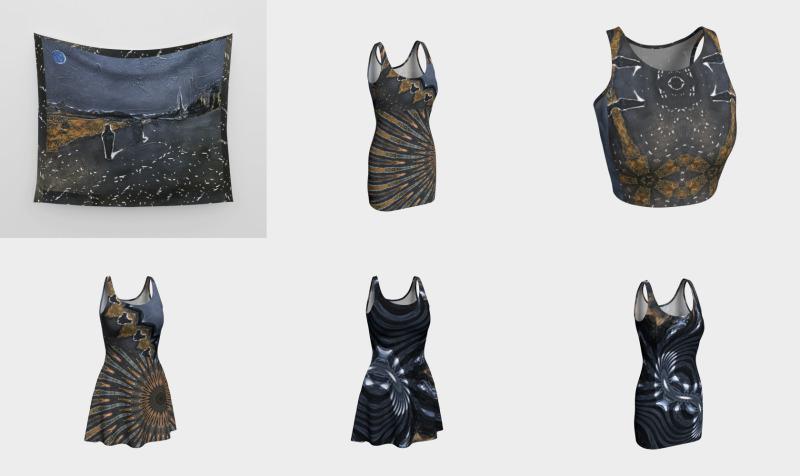 Graphite Moon / Devin Fashion-Match Art preview