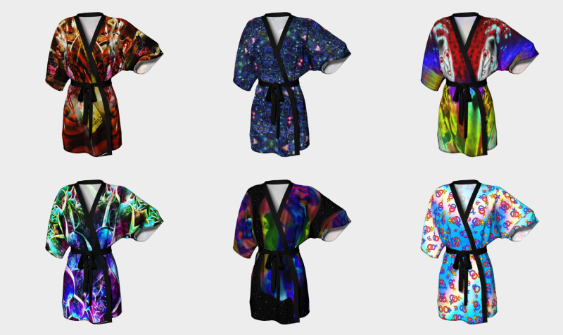 Kimonos by Surrealpete preview
