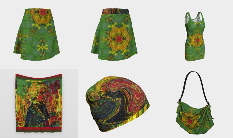 St. Thomas Becket / Devin Fashion-Match Art preview