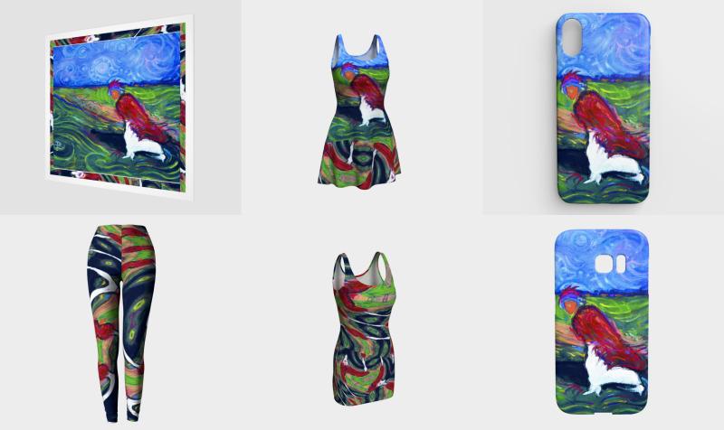 Devin's Starry Daye / Devin Fashion-Match Art preview