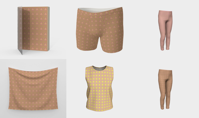 Minimal Designs - minimal and simple designs and patterns, small patterns, minimal shapes, minimal geometric designs preview