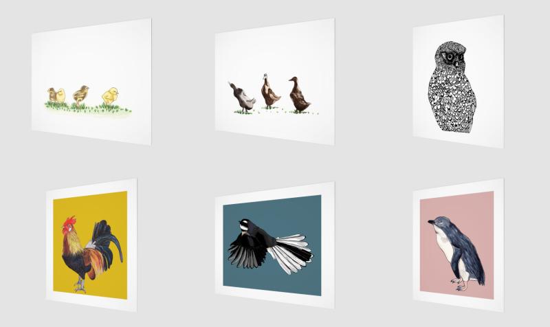 Birds preview