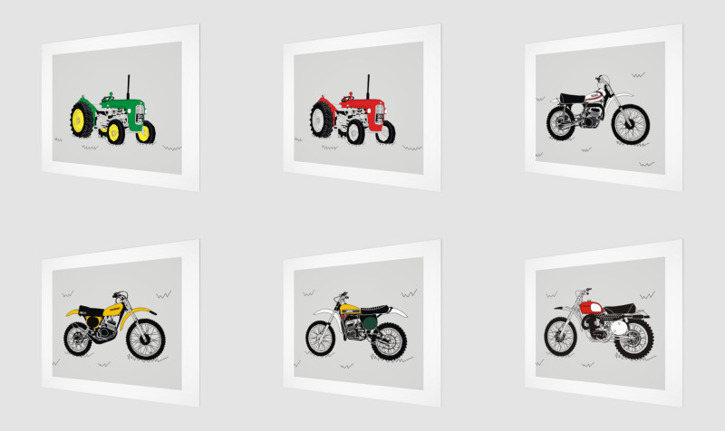 Vintage Vehicles preview
