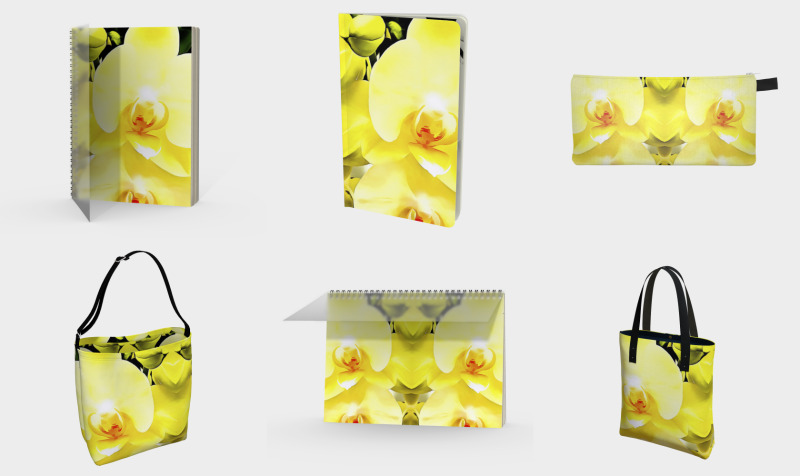 Yellow Orchid preview