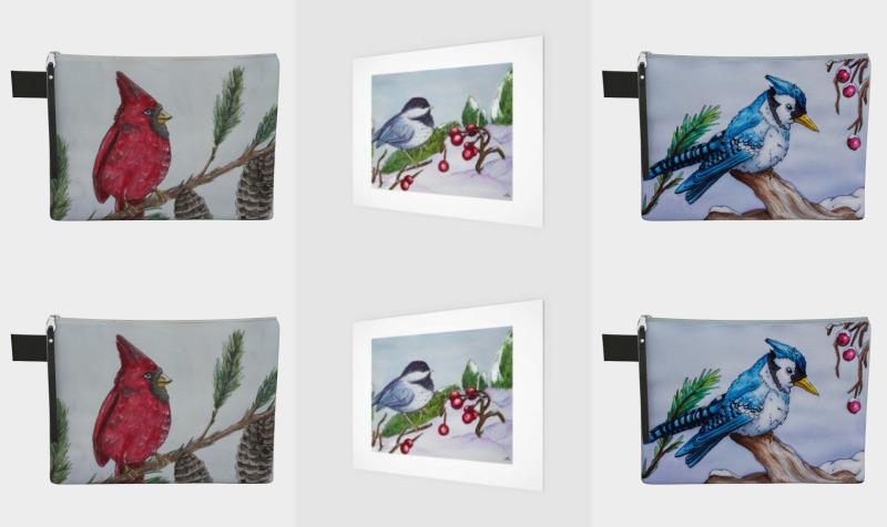 Winter Birds preview