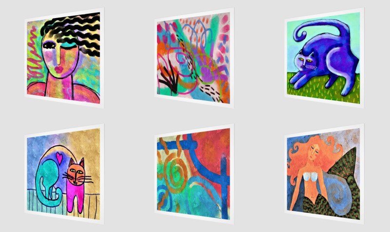 Abstract Art Prints  preview