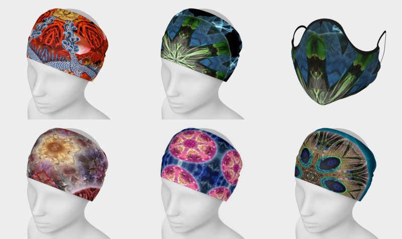 Headbands & Face Coverings preview