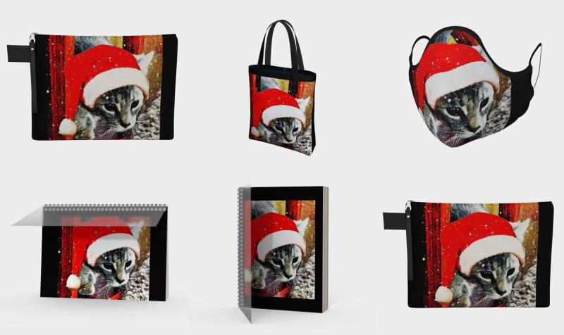 Stevie Mouse As Santa preview