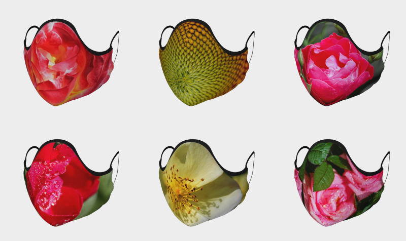 Floral Face Coverings  preview