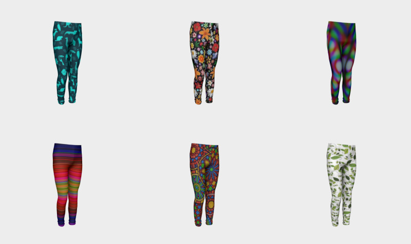 Youth Fashion leggings preview