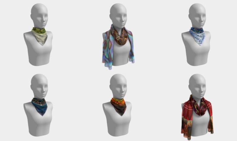 Aperçu de Silk Scarves