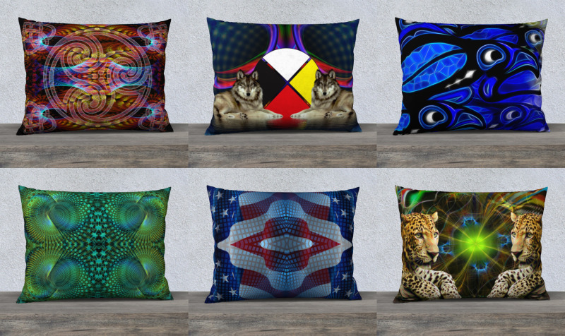 Designer Pillow Covers preview
