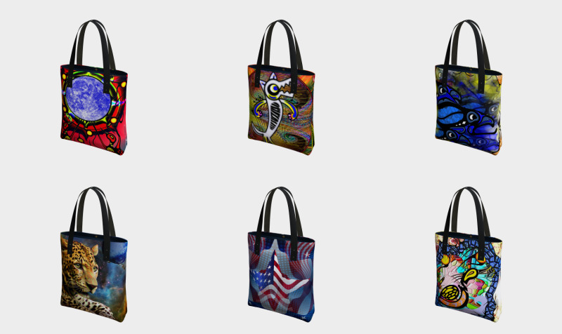 Tote Bags preview