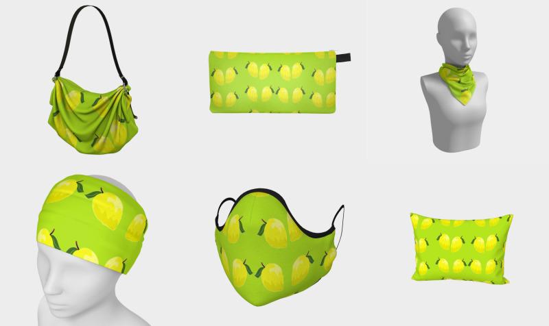 Aperçu de Lemon fruit