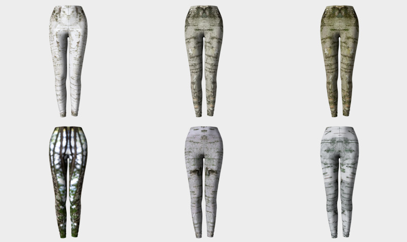 Birch Leggings preview